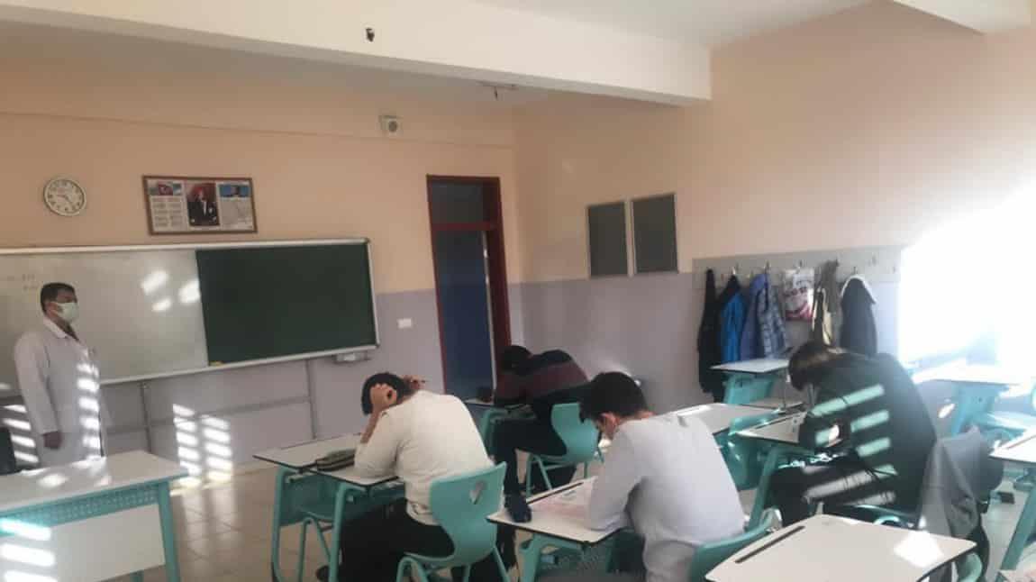 12. Sınıflarımıza TYT Denemesi Yapıldı